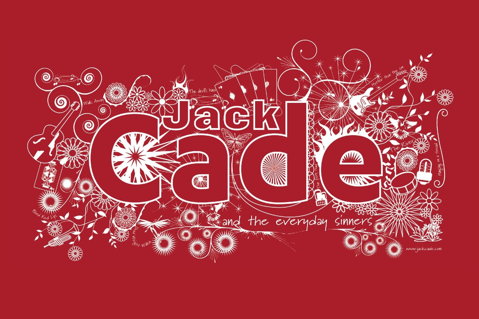 Jack Cade branding